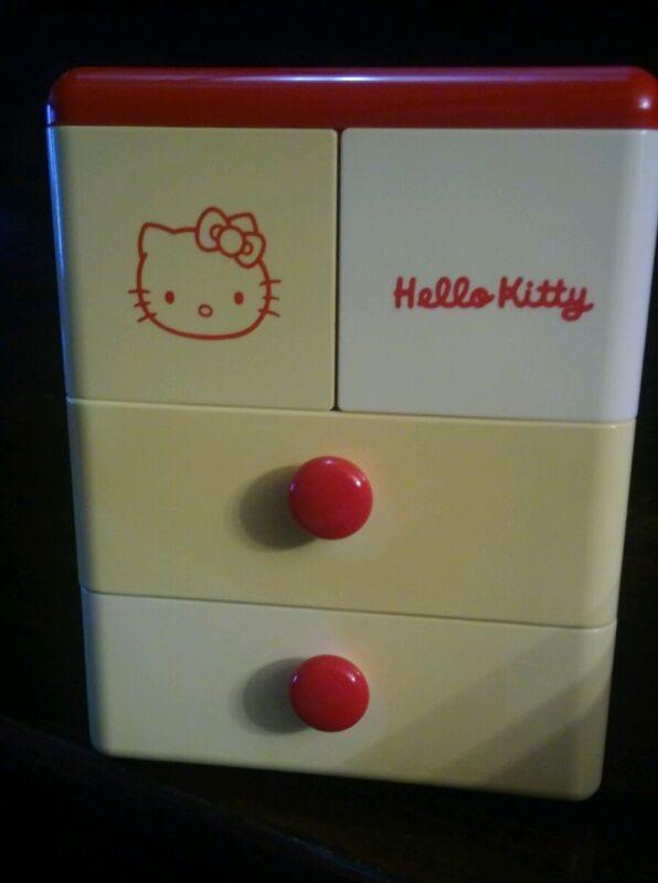 Sanrio hello kitty plastic storage box