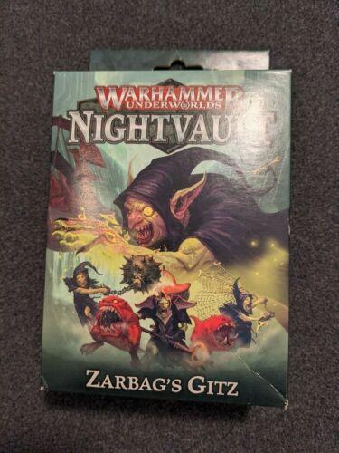 Warhammer Underworlds Zarbag