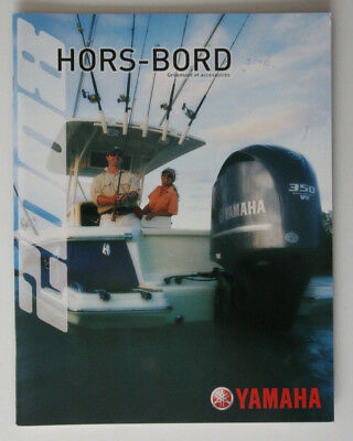 YAMAHA Outboards 2008 dealer brochure - French - Canada - ST2003000418