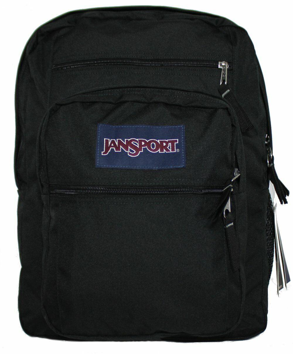 JanSport Big Student Backpack, 15 inch Laptop Sleeve, 34L Ca