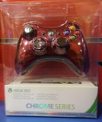 Microsoft Mando Inalámbrico para Xbox 360 - rojo edición especial