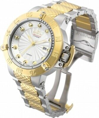 Invicta Eyal Lalo Subaqua Noma III Ltd Ed Swiss Made Automatic Diamond Watch