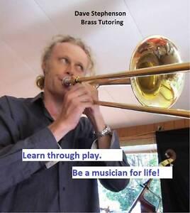 Dave Stephenson Brass Tutoring Lismore Lismore Area Preview