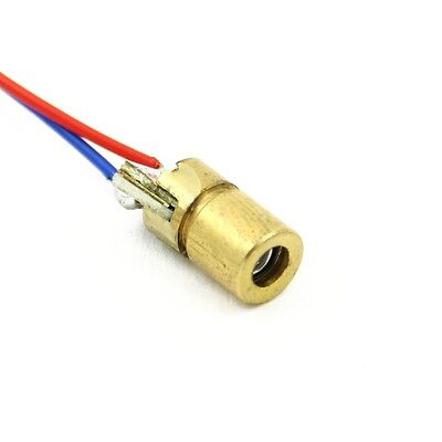 6mm 3V 5mW 650nm Laser Diode Modul