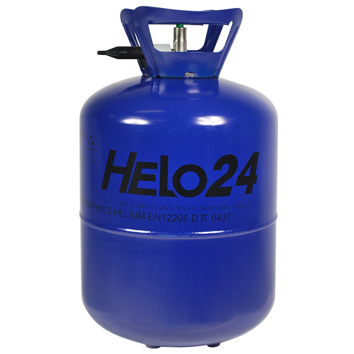Helium Ballongas Heliumflasche Ballon Gas Party für 50 Luftballons 0,45 m³