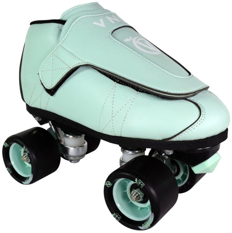 Mint Jam Skates - Quad Roller Skate - Rythmn Skating - Men & Women - Vanilla