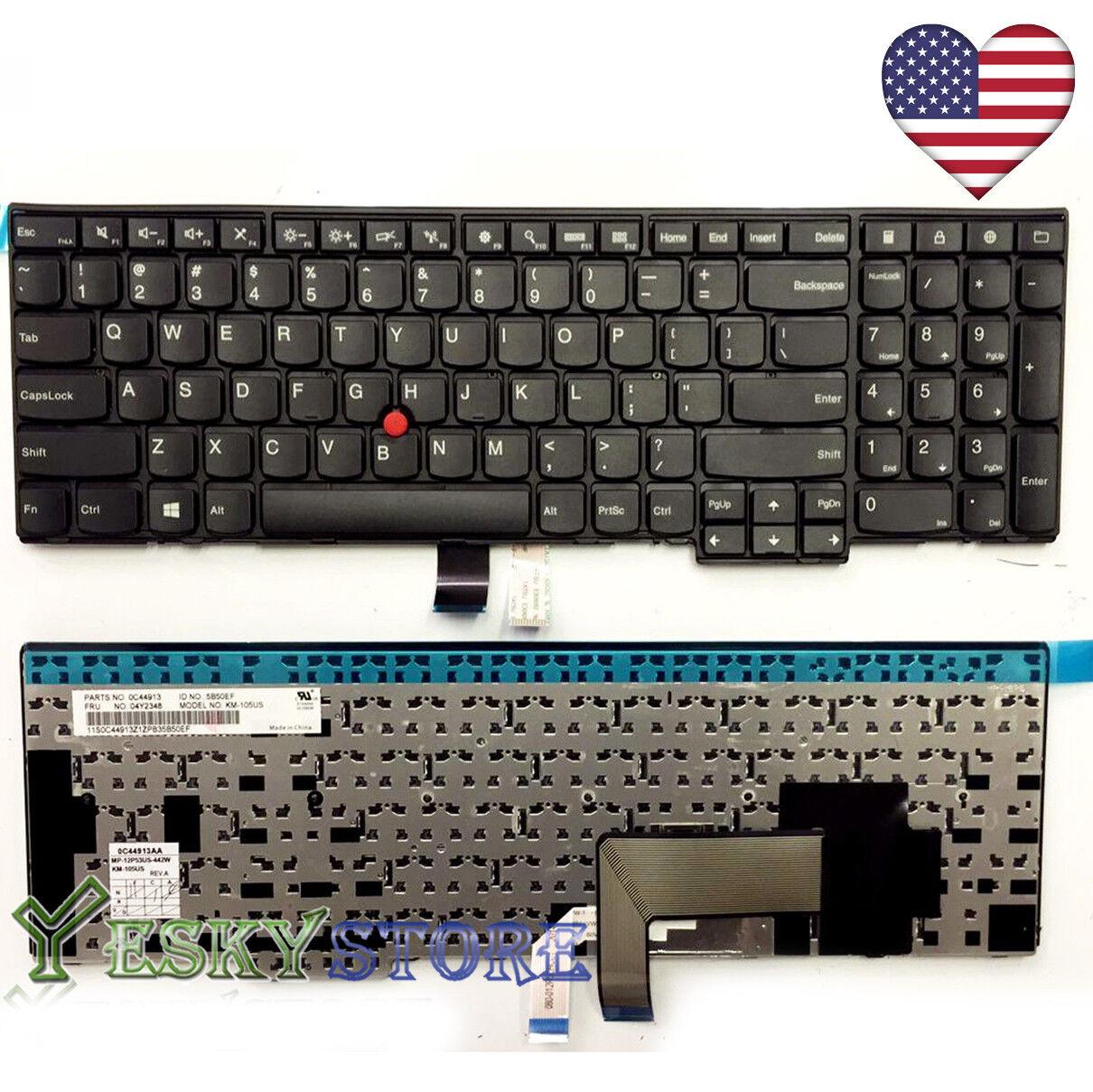 New Genuine Lenovo Thinkpad T540P T540 W540 E531 E540 Keyboard 04Y2652 04Y2426