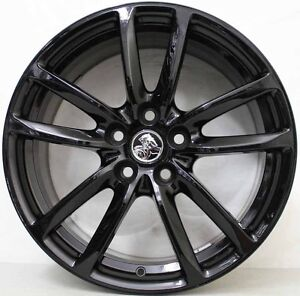 19-inch-Genuine-HOLDEN-COMMODORE-VF-SSV-Redline-Forged-WIDE-PACK-Wheels