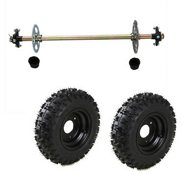 Parts & Accessories - Go Kart Rear Axle - 2 - Trainers4Me