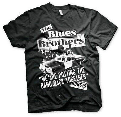 Official The Blues Brothers Putting The Band Back Together
