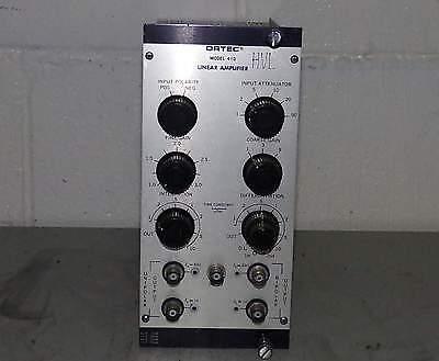 Ortec Linear Amplifier Model 410