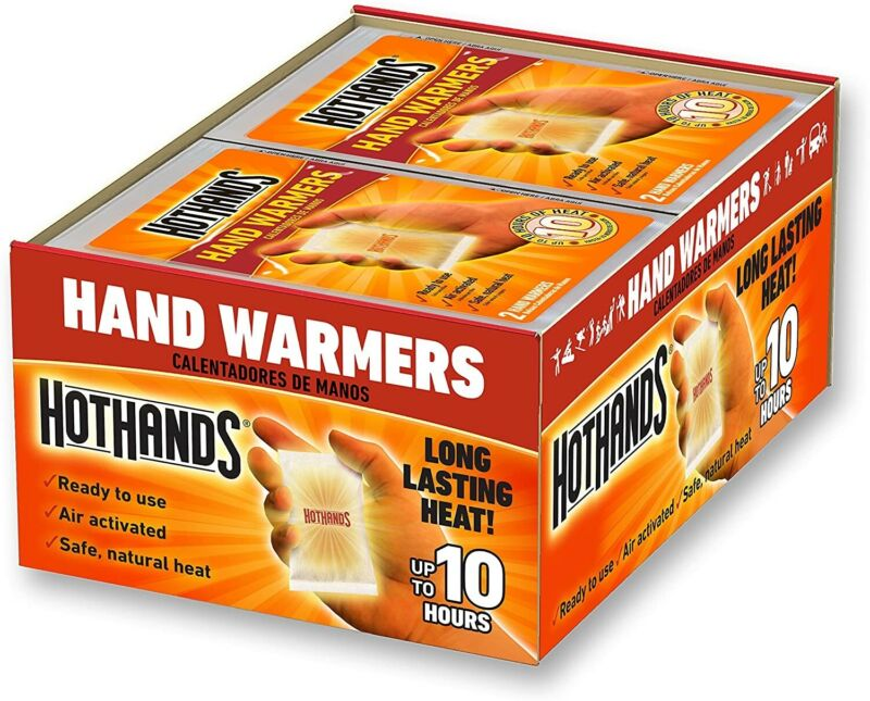 HotHands Hh2 Hand Warmers (40 Pairs)