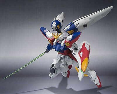 Robot Spirits  Side Ms  Wing Gundam Zero Excellent Reality Action Figures Bandai