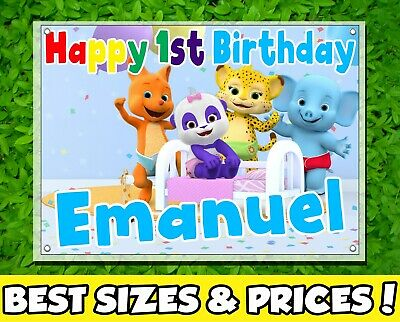 Customized Banner For Birthday (Word Party Backdrop Personalized Happy Birthday Party Vinyl Banner Custom)
