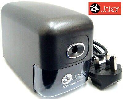 Jakar Automático Eléctrico Sacapuntas Artista Escritorio Afilador GB Main 5151