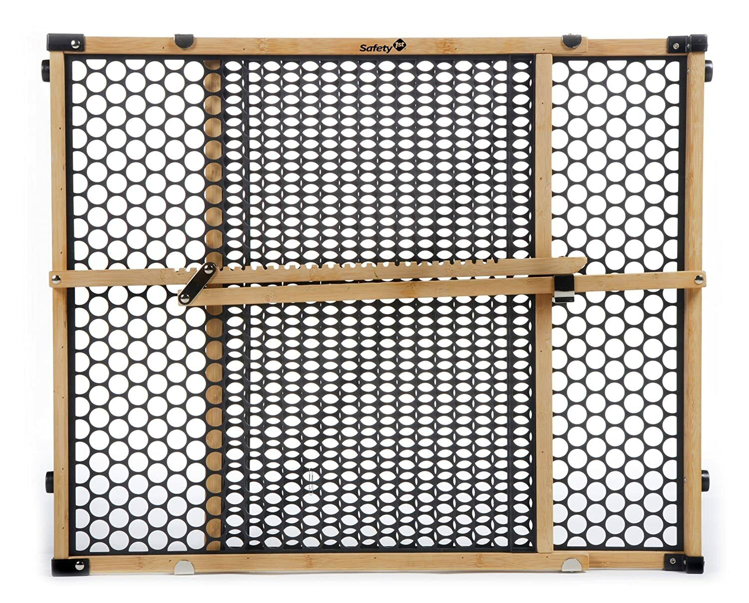 Safety 1st Eco-Friendly Nature Next Bamboo Gate, Bamboo and