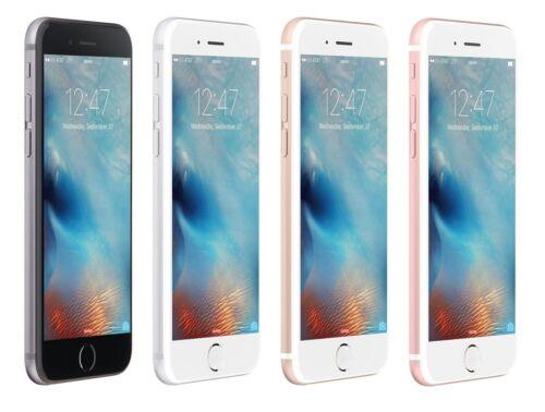 "Apple iPhone 6S 4.7"" Retina Display 16GB 4G LTE GSM UNLOCKED Smartphone SRF"