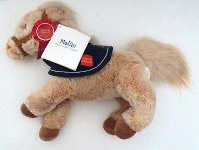 Legendary Wells Fargo Pony Nellie Plush Stuffed Animal 2015