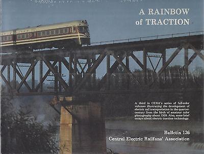 A Rainbow of TRACTION (interurban, rapid transit, electrification) SOFTBOUND