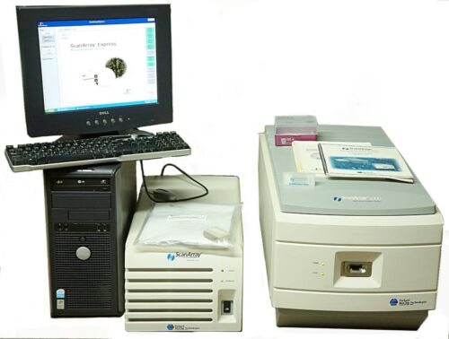 Packard ScanArray 5000 Microarray Scanner System QuantArray Software Ext. Laser