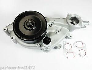 New OAW G2060 Water Pump 05-08 Chevrolet C6 Corvette 6.0L/LS2 6.2L/LS3 7.0L/LS7