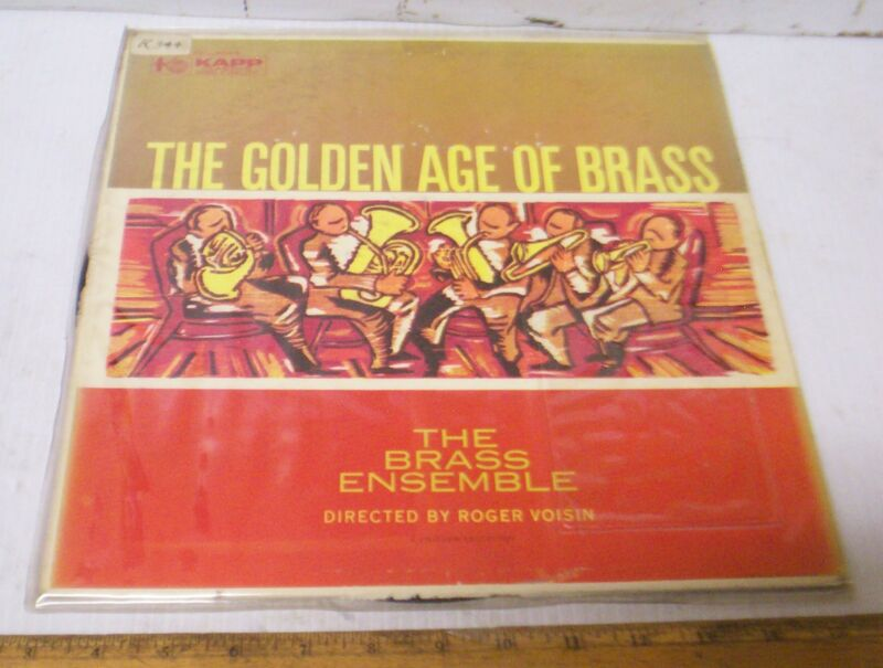 The Golden Age of Brass - The Brass Ensemble