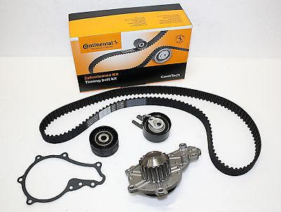CONTI Zahnriemen CT1138 Rollensatz Wasserpumpe Citroen Fiat Peugeot 1.8-2.2