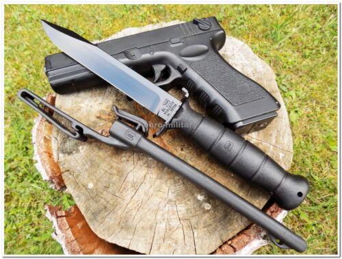 GLOCK® Austria Army Field Tactical Survival Knife GLOCK 78 Black - Factory New