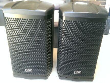 Soundking portable PA system   Hillcrest Logan Area Preview