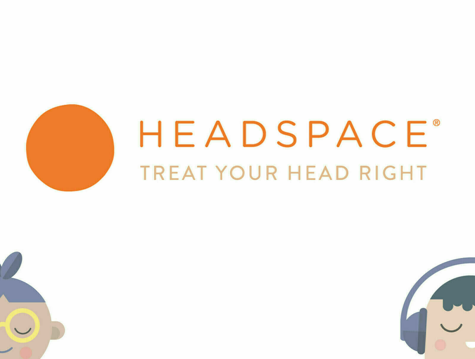 Купить Headspace 12 Month Subscription Meditation Mindfulness App 1 Year iPhone Android