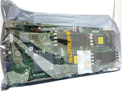 SuperMicro Dual Quad-Core AMD Opteron 2000 Series 1U Motherboard H8DMT-F
