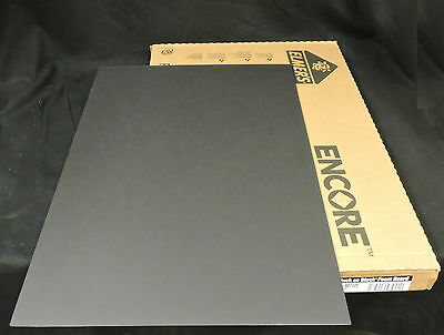 Elmers Foam Board - Black 20 X 30 316 Thick 10 Sheets