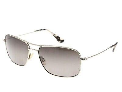 Maui Jim MJ-246-17 Wiki Wiki 59-17-120 Polarized Aviator Sunglasses (Aviator Sunglasses Wiki)