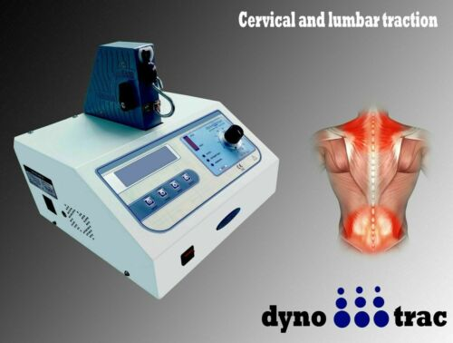 Advanced Cervical & Lumber Traction Three Mode Selection Physiotherapy machine
