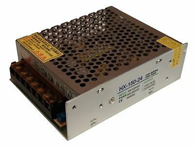 120-240v To 24vdc 6.25a 150w Open Frame Switching Power Supply - Ideal For Led