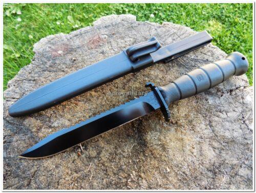 GLOCK® Austria Army Field Tactical Survival Knife GLOCK FM 81 Black - New