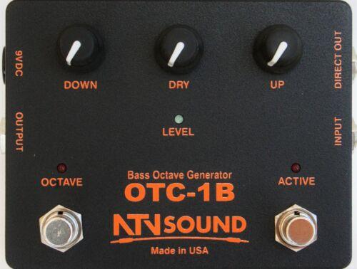 NTN Sound Bass Octave Pedal