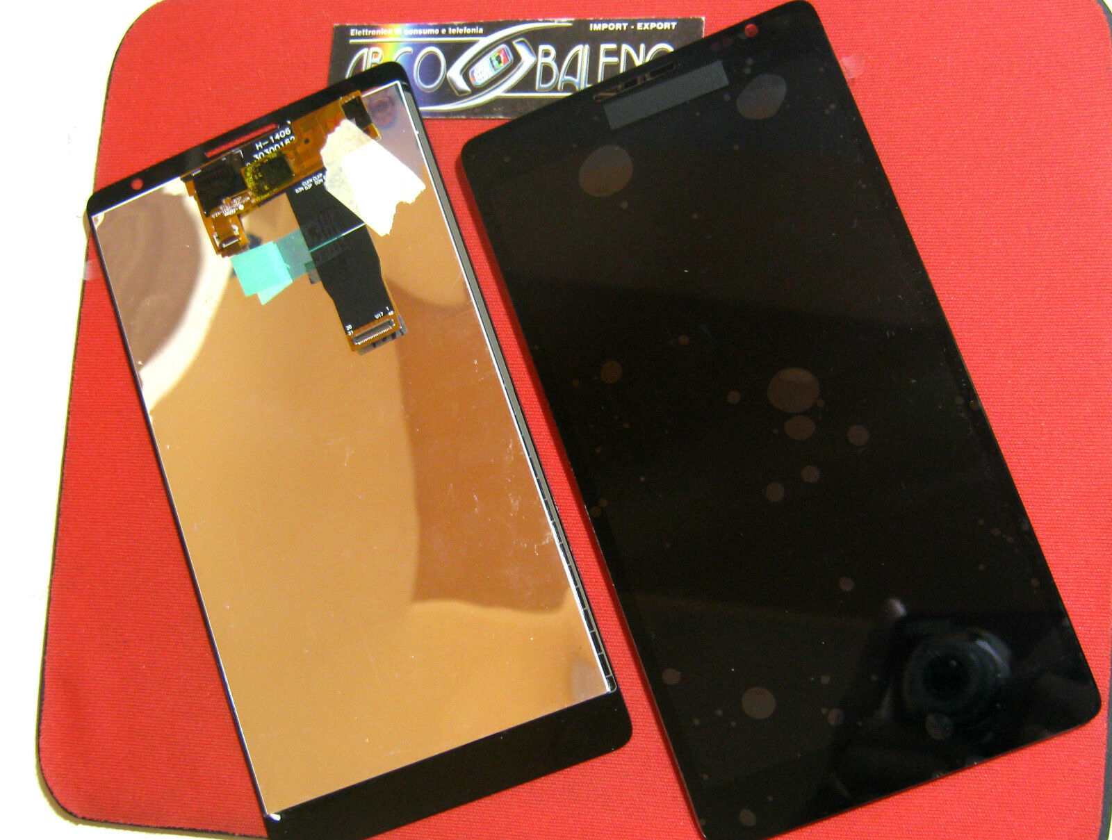 DISPLAY LCD+TOUCH SCREEN PER HUAWEI ASCEND ASCEND MATE 6
