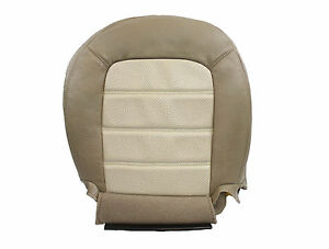 2002 2003 2004 2005 Ford Explorer Driver Bottom Seat Cover Eddie Bauer Tan