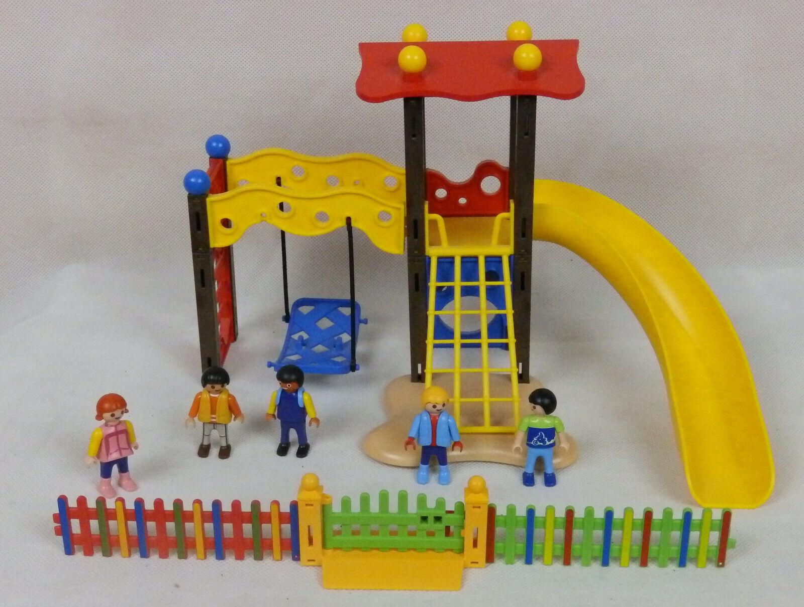 Verbinder lang zum Kinderspielplatz aus Set 5568 * * Playmobil