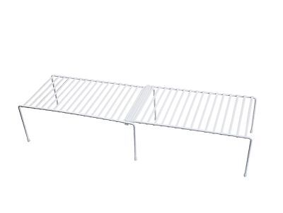 Heavy Duty Expandable  Kitchen Counter and Cabinet Helper Shelf 2089