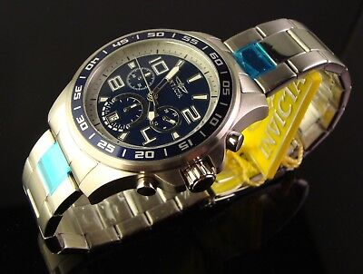 RARE INVICTA HATTORI 45MM SPECIALTY DIVER W BLUE DIIAL LAST ONE FOR SALE ON EBAY