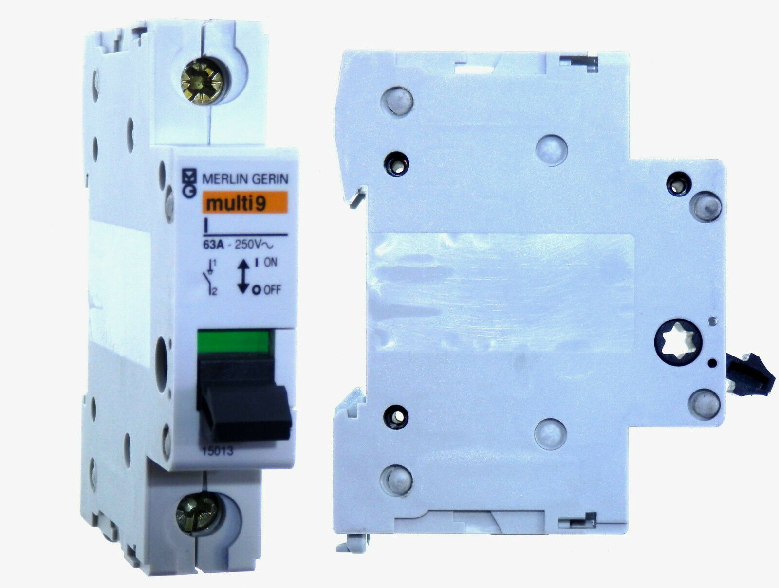 Merlin Gerin - Multi 9 15013 Type I 63A Single Pole Switch Disconnector