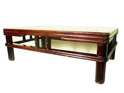 Antique Chinese Ming Kang Table (5403), Circa 1800-1849