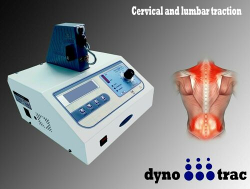 Advance Therapy Cervical & Lumber Traction Therapy LCD Display Dynotrac Machine