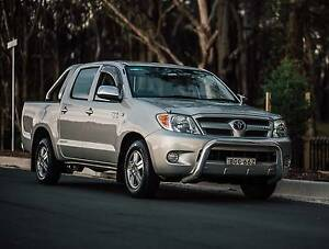 2006 Toyota Hilux Ute Horningsea Park Liverpool Area Preview