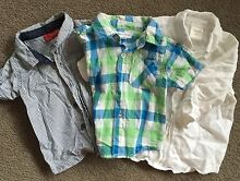 3 baby boy shirts Seed, Pumpkin Patch & Myer 00 3-6 months Erskineville Inner Sydney Preview