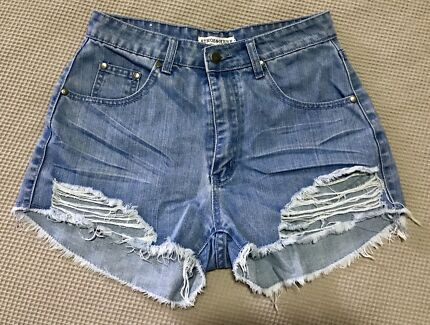 Atmos&Here Denim Shorts