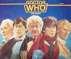 'Doctor Who - The Music' Rare UK Import