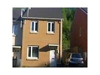 3 Bed House Nice Cul de sac location very quiet Need 4 Bed Or very large 3 to swap Cwmbran